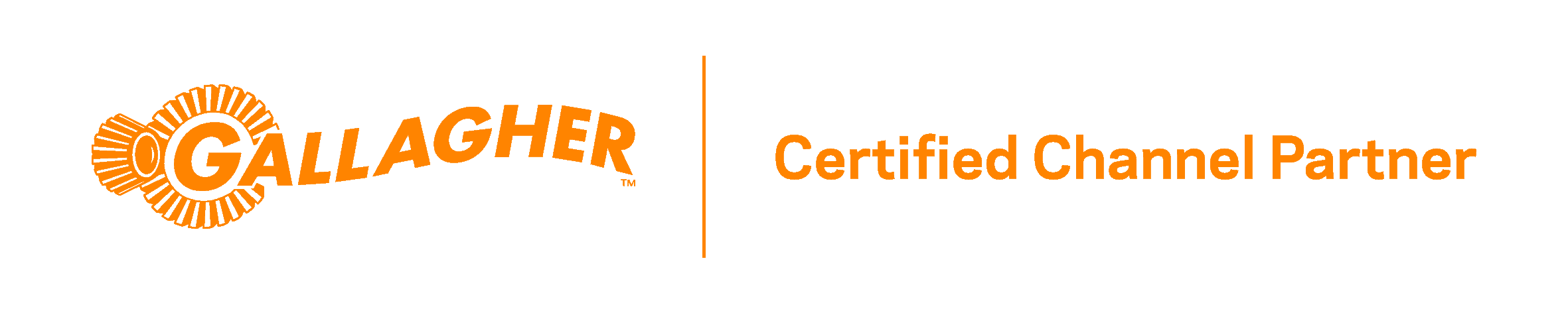 Gallagher CCP - Horizontal - Screen - Orange